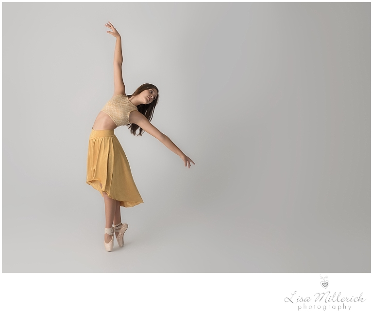 grace pointe dancer ballet