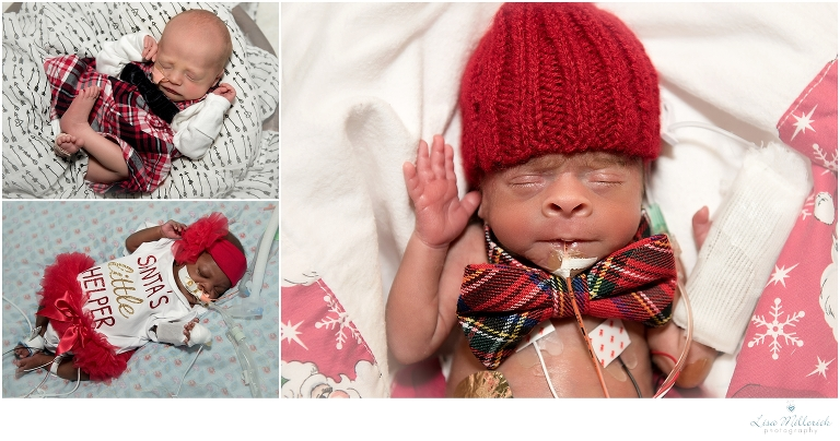 nicu baby preemie holiday cute ct connecticut photo