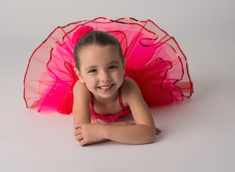 recital tutu cute girl dancer