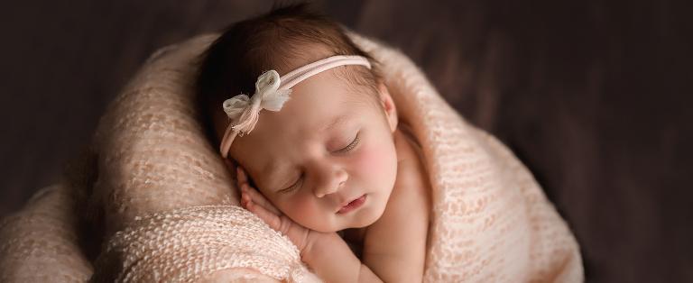 peachy baby girl